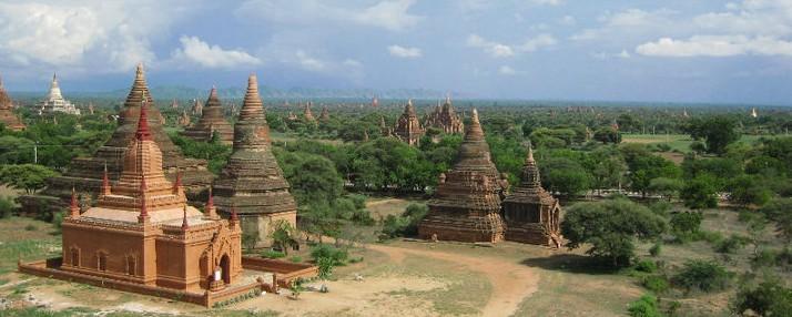 baganpagodas