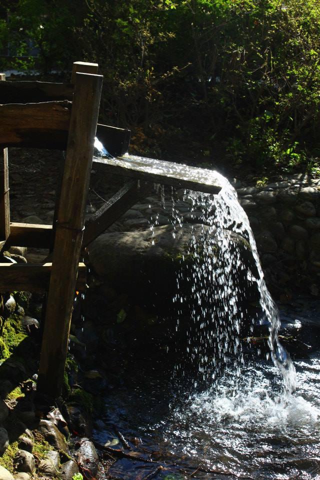 nami island 'spring water'