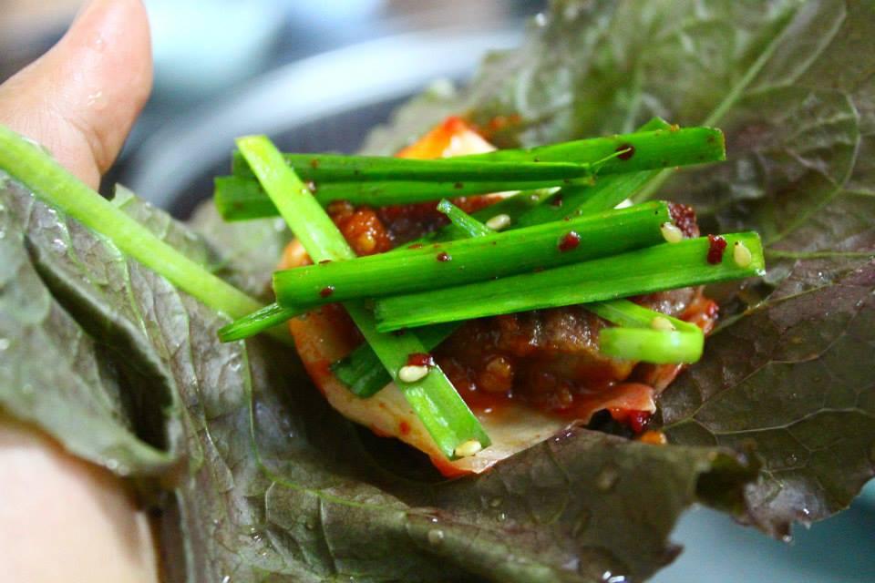 soju korean barbeque