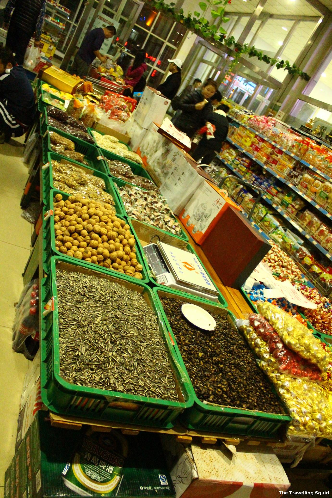 trans siberian supermarket china