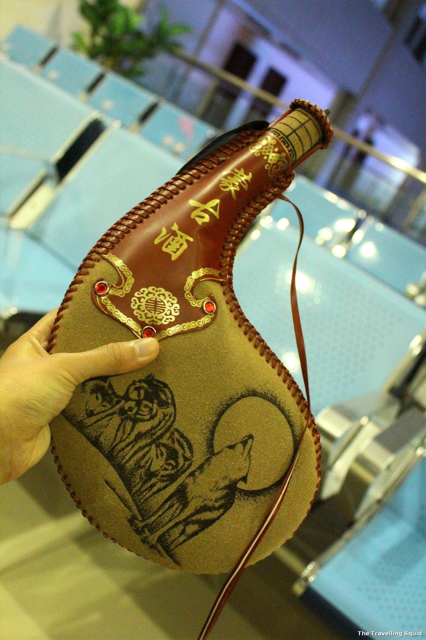 er lian mongolian liquor trans siberian