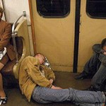 Trans Siberian Tales – A brush with two Russian drunks