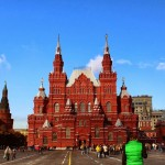 Moscow's State Historical Museum in Photos