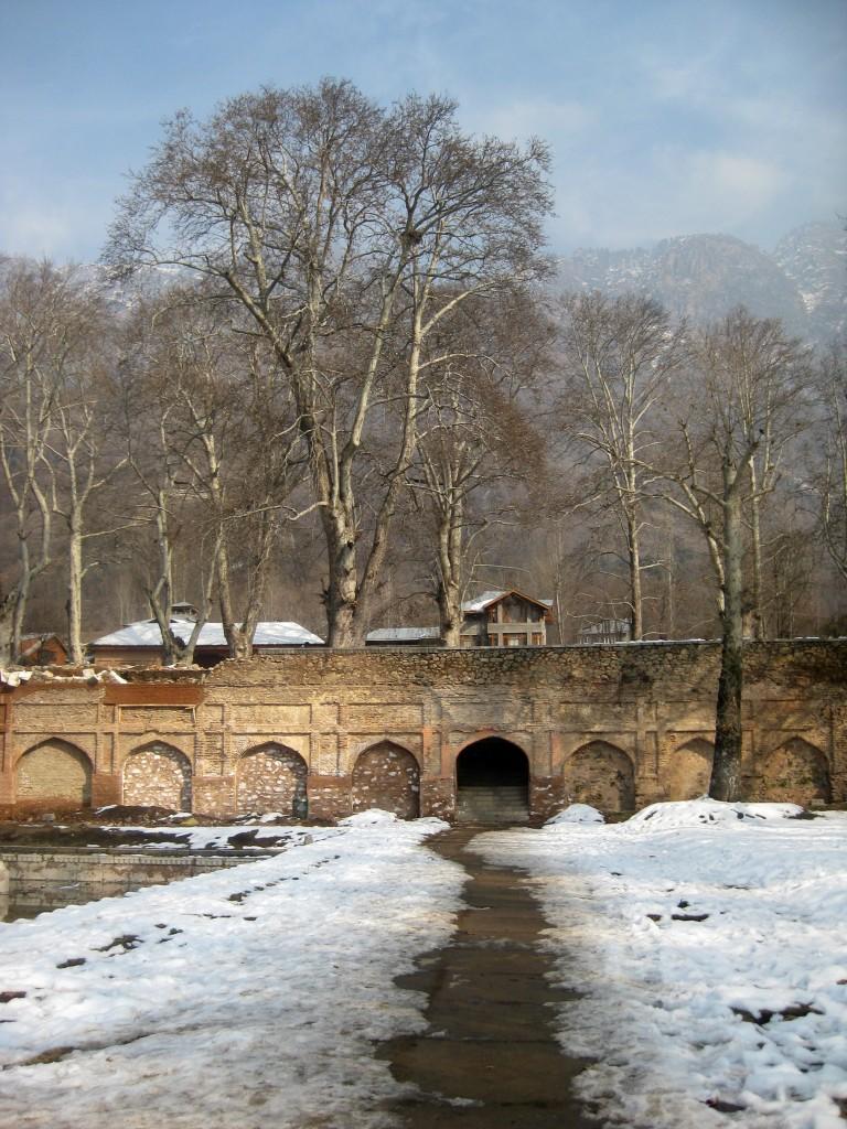 Nishat Bagh Srinagar