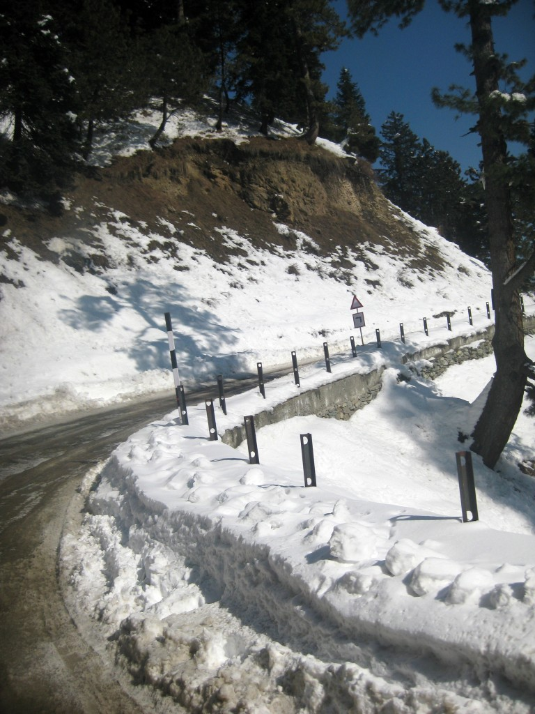 getting to gulmarg kashmir