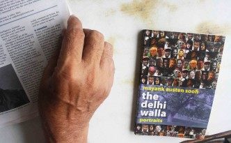 tthedelhiwalla book potraits