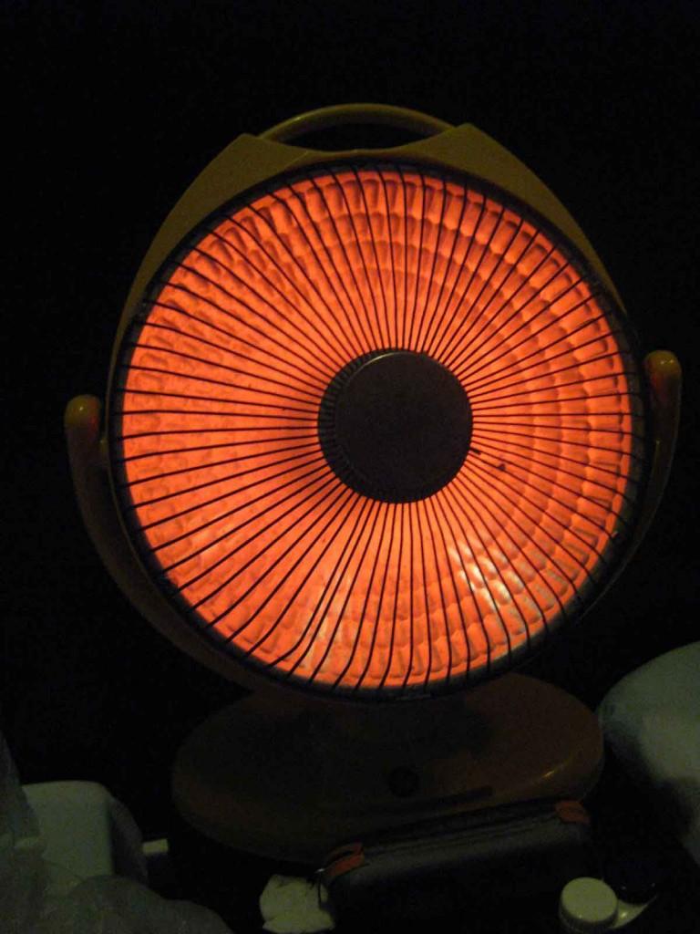 vietnam sapa guesthouse heater