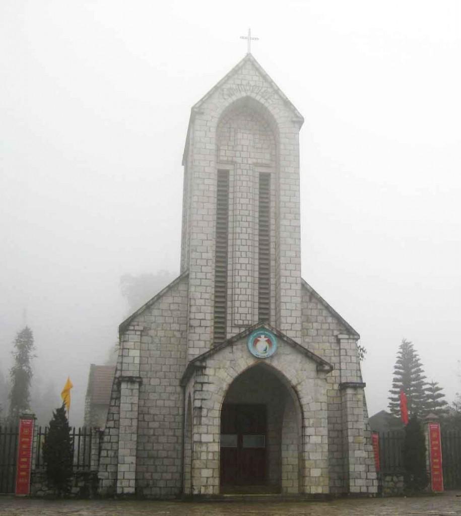 sapa town centre church