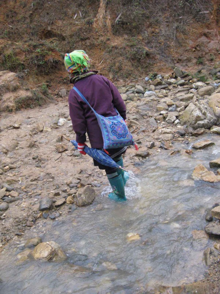 sapa minority trek stream