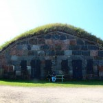 Up Close: The Hobbit Houses of Suomenlinna