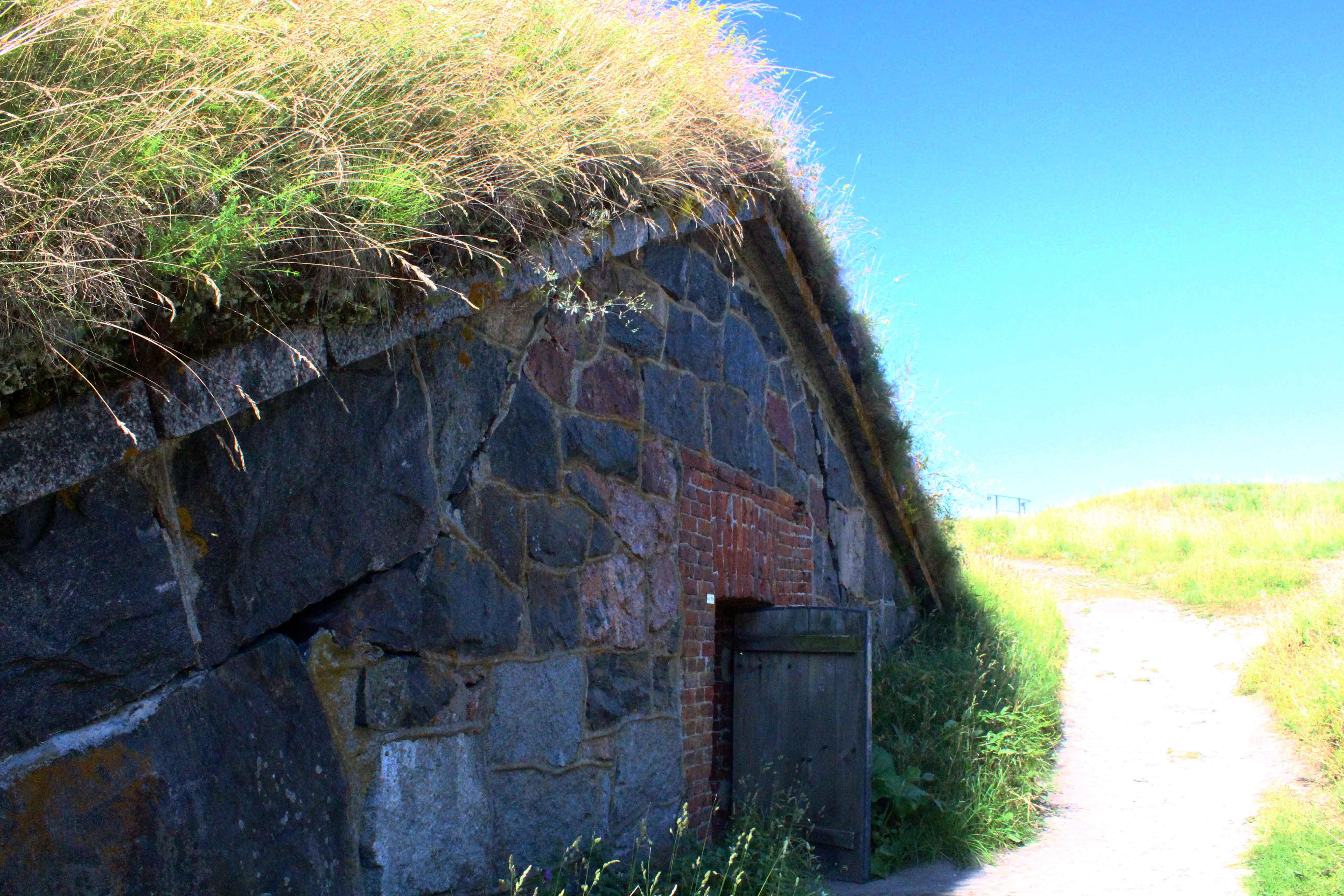 suomelinna-houses