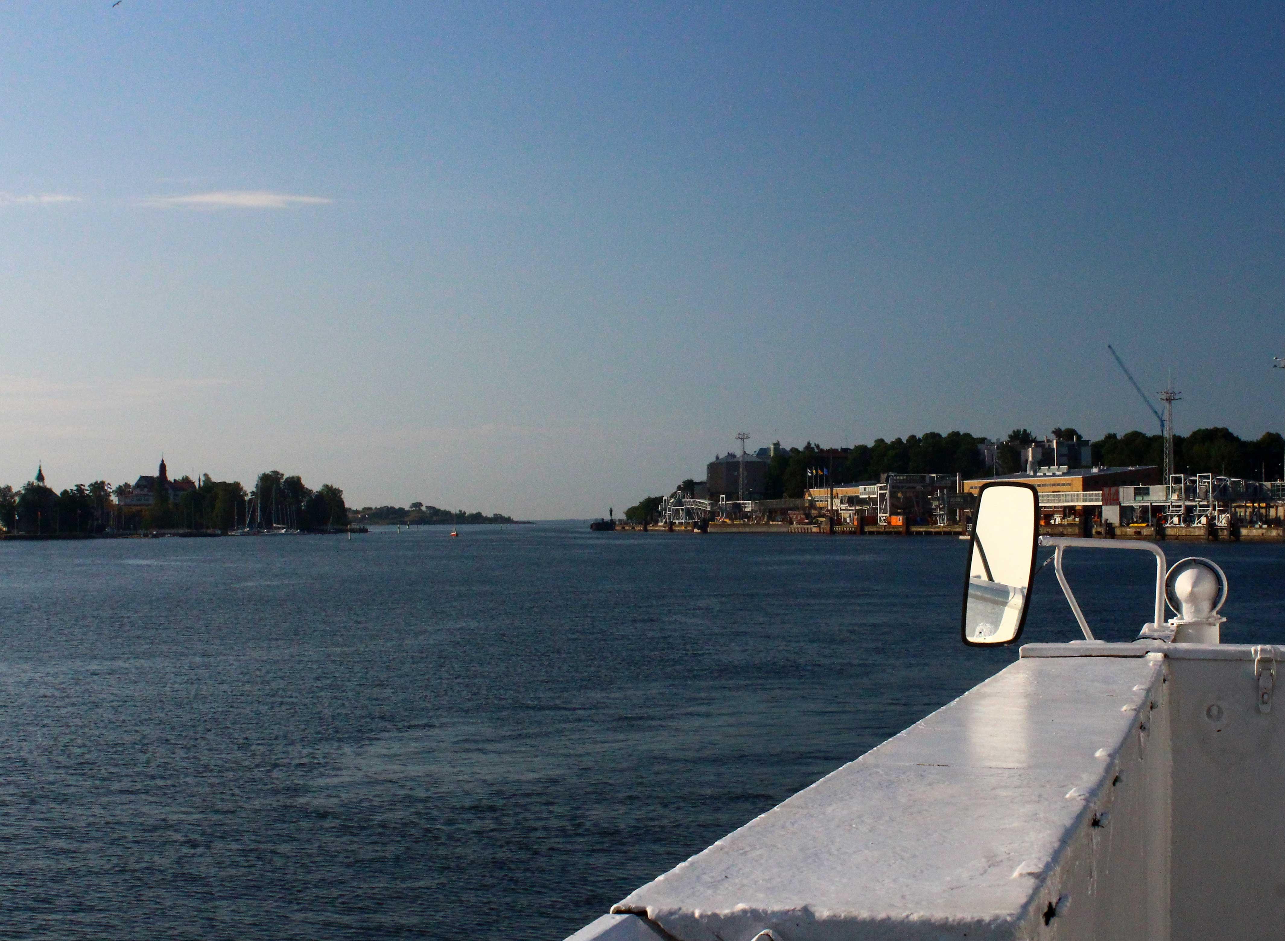 suomenlinna ferry