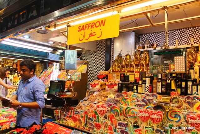la boqueri barcelona saffron