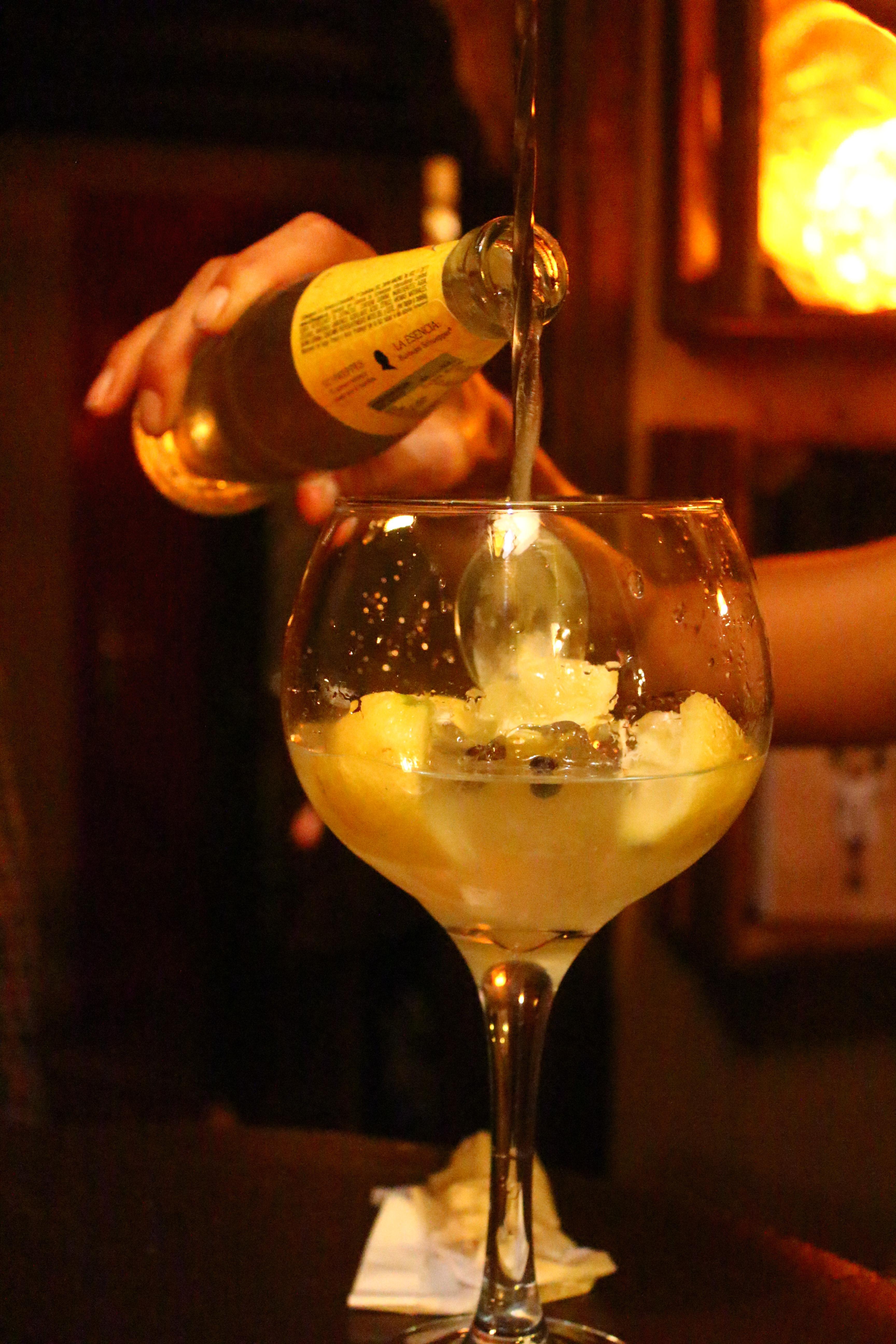 gin and tonic ziryab