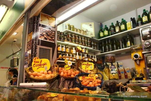 mercat de st antoni eggs