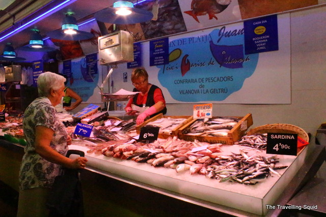 mercat de st antoni fish
