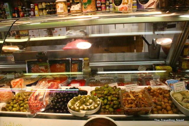 mercat de st antoni  olives