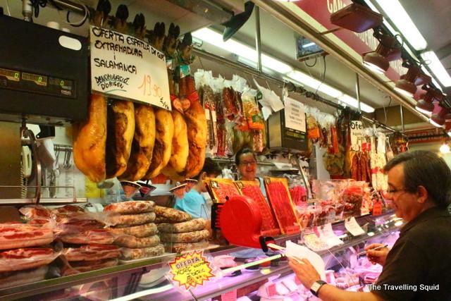 mercat de st antoni butcher