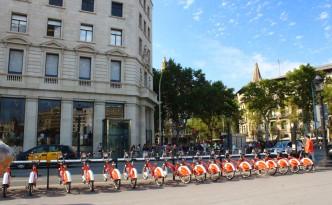 diagonal bicycles