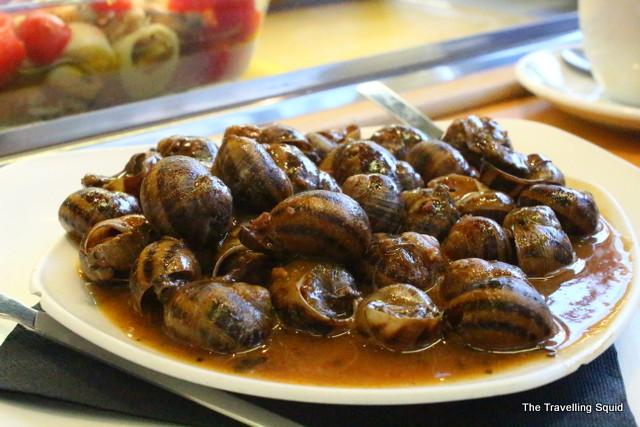 mercat st antoni snails with sauce