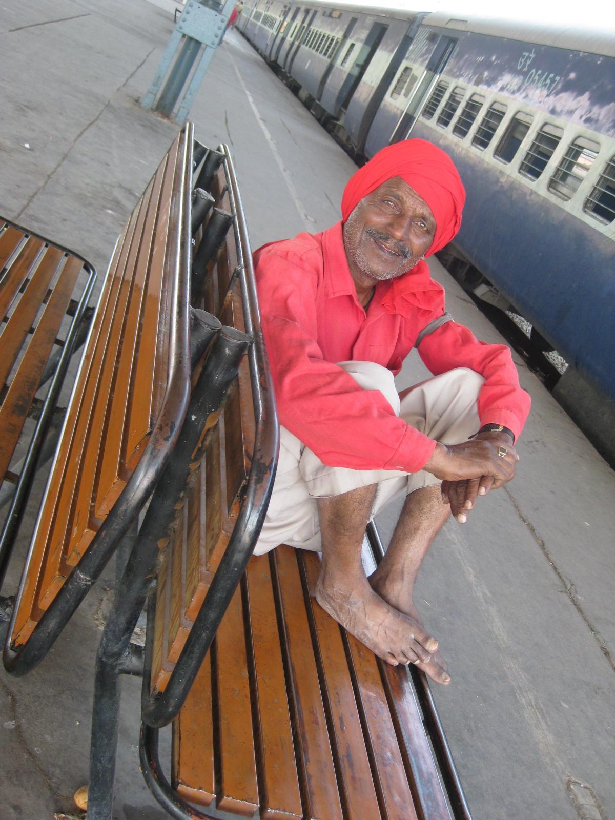 railway porter india
