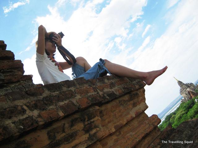 myanmar bagan pagodas