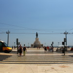 Photo Story: History behind the three key sights of Praça do Comércio