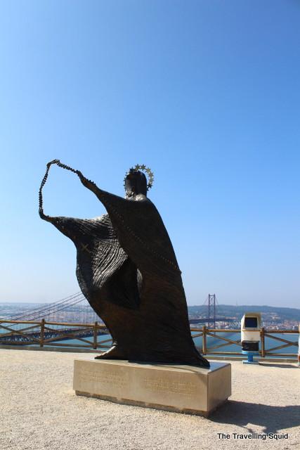 cristo rei portugal lisbon