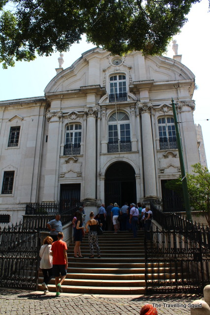 st antonio church lisbon
