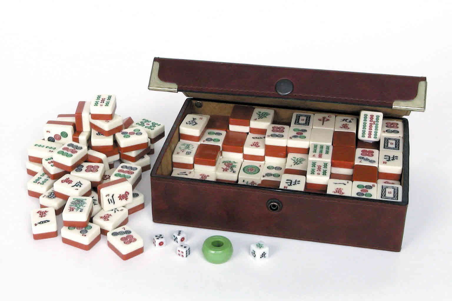 Image result for Mahjong Set
