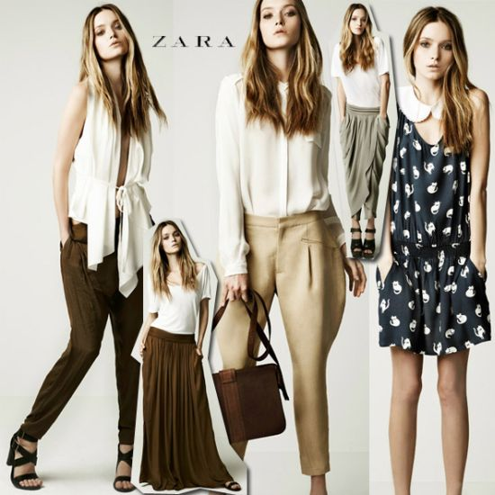 zara summer season