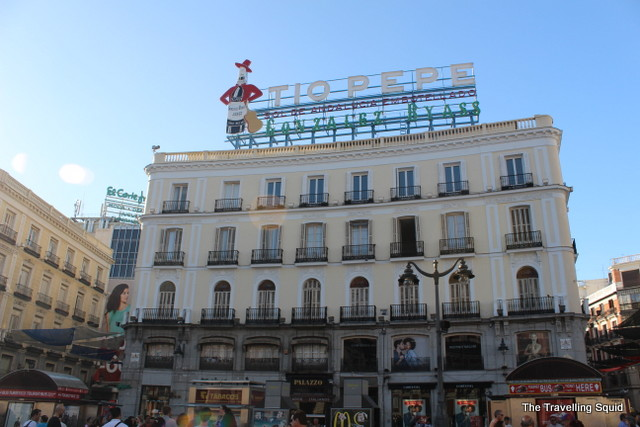 4 Things To See In Puerta Del Sol In Madrid The
