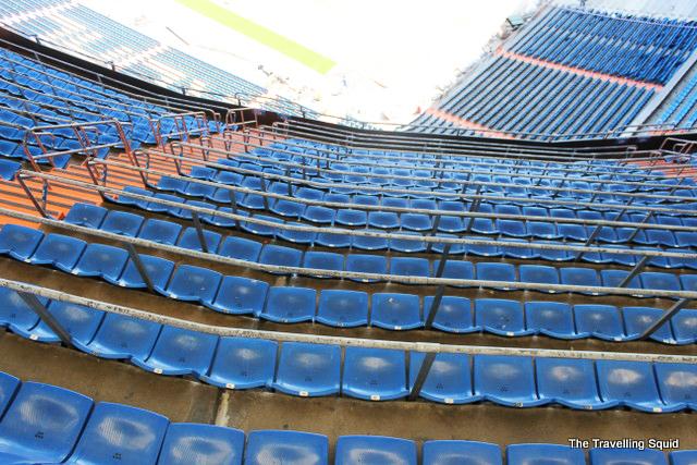 real madrid bernabeu tour blue seats