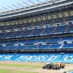 10 stops along the Real Madrid tour of Santiago Bernabeu