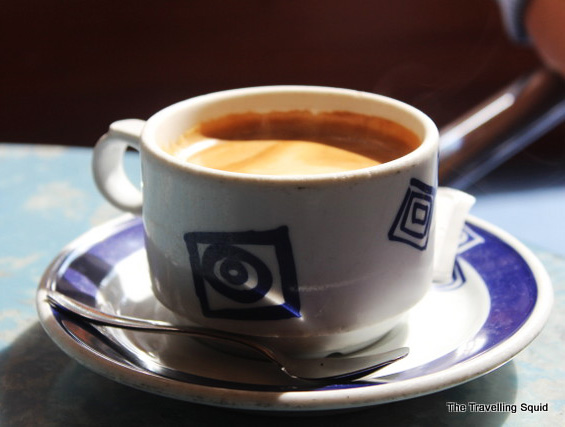 ourense cafe coffee spain