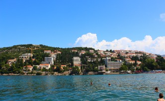 croatia lapad beach dubrovnik