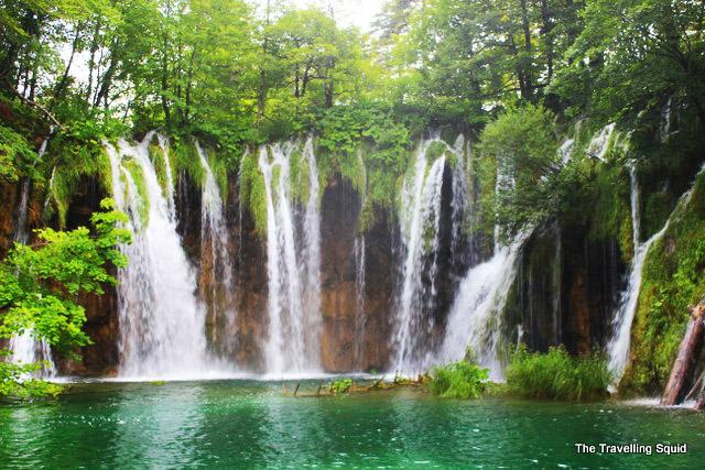 plitvice lakes galovacki buk