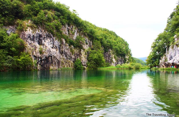 plitvice lakes mountains