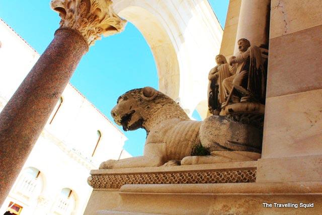 diocletians palace split history