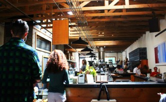 Four Barrel Coffee Mission district San francisco
