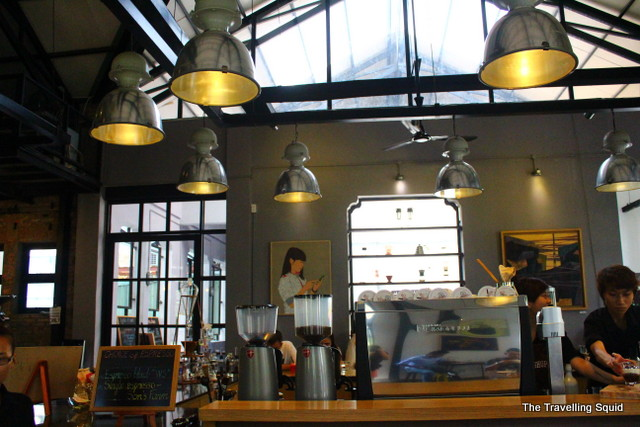 the workshop coffee ho chi minh