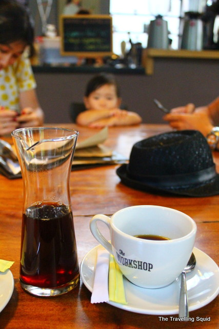 the workshop coffee ho chi minh pour over