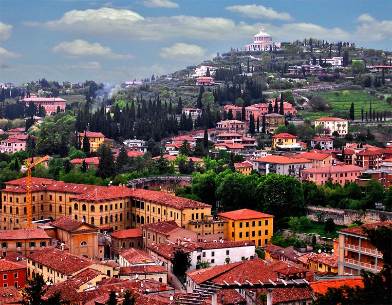 Verona Italy city