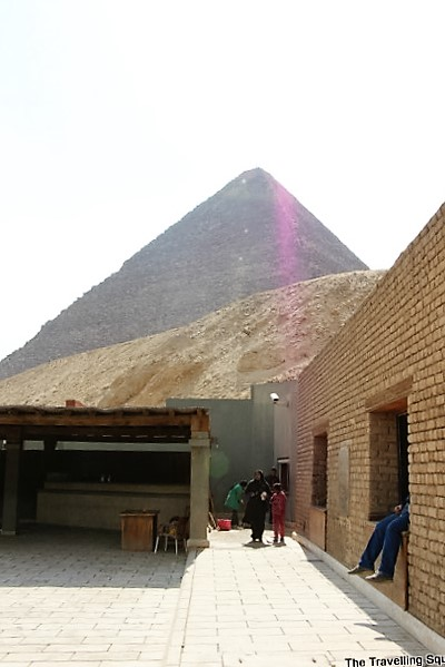 great pyramid giza khufu