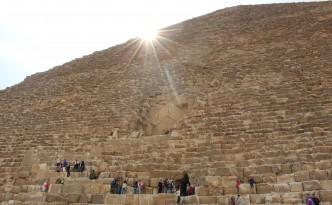 great pyramid giza khufu