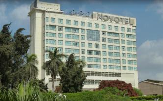 Novotel El Borg facade - Tripadvisor