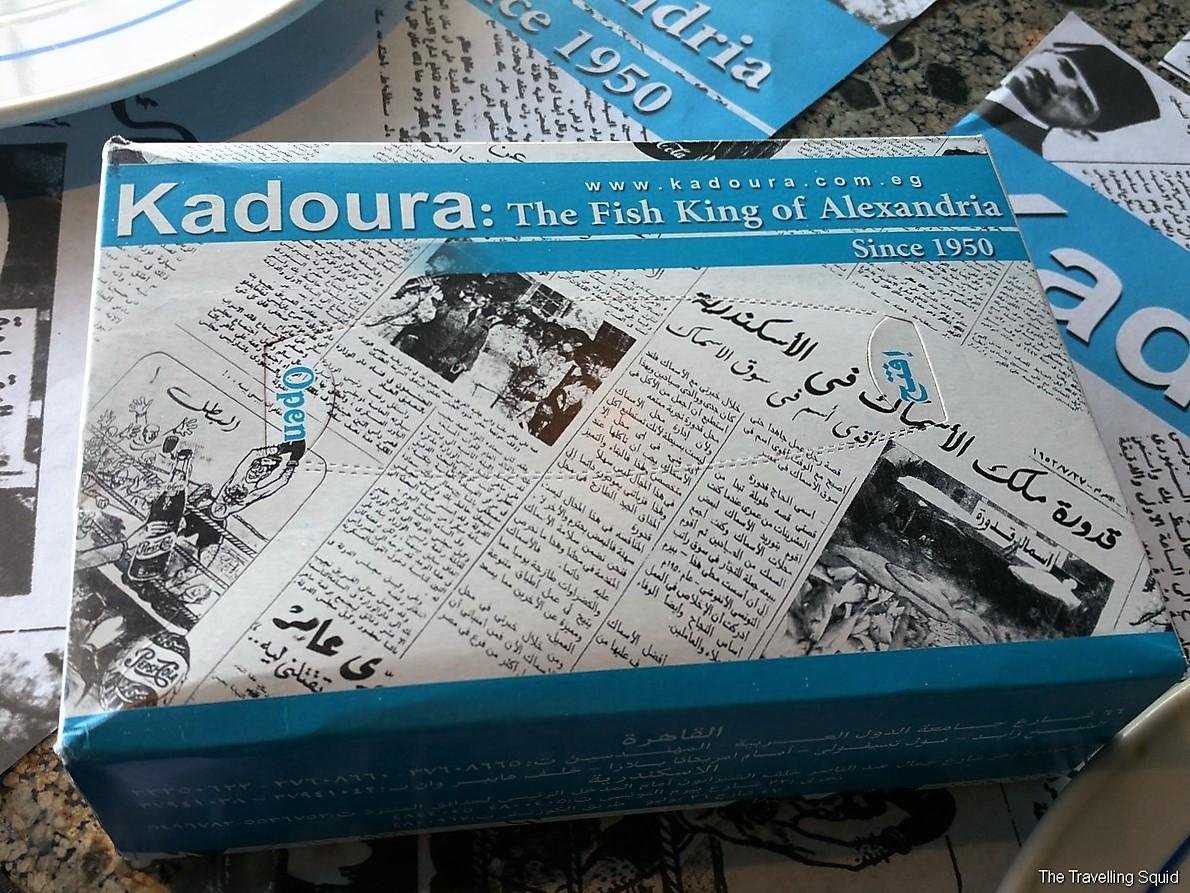 kadoura alexandria egypt seafood