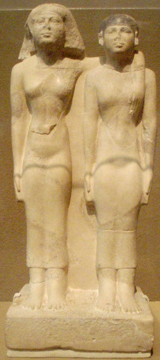 HetepheresII-and-MeresankhIII-PairStatue_MuseumOfFineArtsBoston (1)