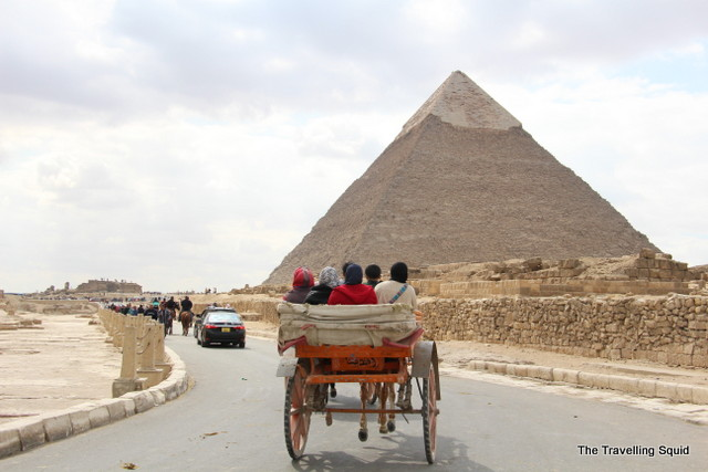Pyramid of khafre giza tickets