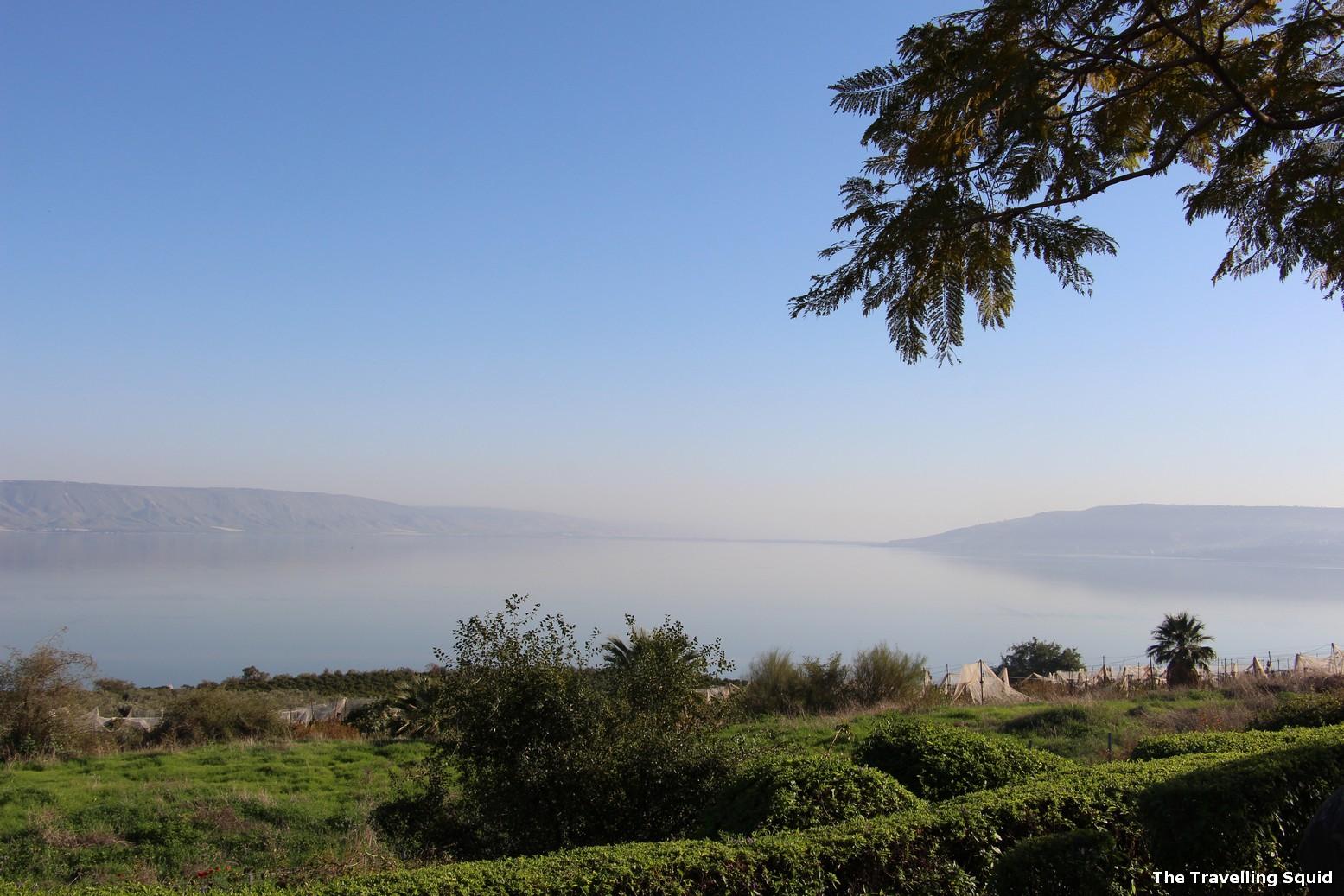 Mount of Beatitudes israel galilee